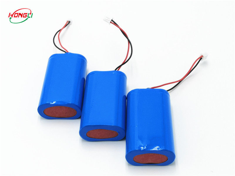 Long Cycle Life  Rechargeable Battery Pack Stable Discharge Voltage